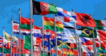 ülkeler devletler bayraklar