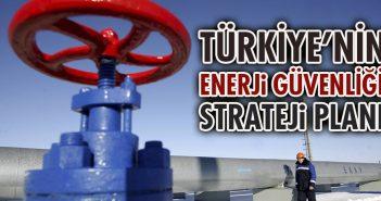 Türkiye'nin enerji güvenliği stratejisi