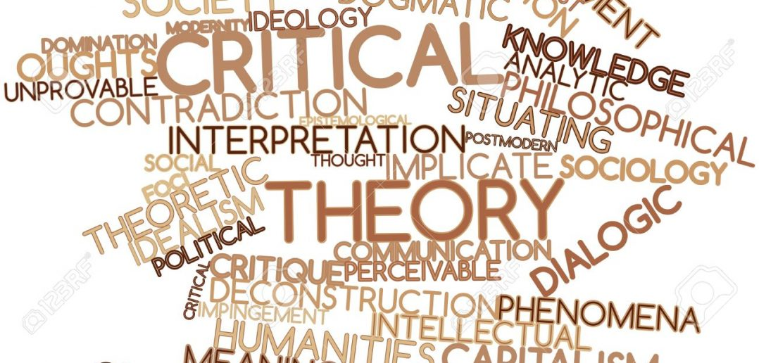 the critical theory Critical education theory evolves from the wider discipline of critical (social) theory, and looks at the ways in which political ideology shapes education as a way of maintaining existing regimes of privilege and social control.