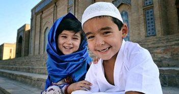 Müslüman Çocuklar
