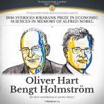 NOBEL PRIZE 2016: BENGT HOLMSTROM