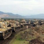 TURKEY'S OPERATION OLIVE BRANCH IN AFRIN