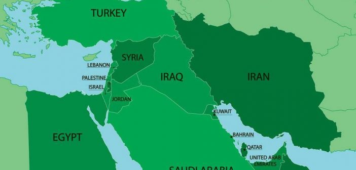 CONFLICTS IN THE MIDDLE EAST & NORTH AFRICA AND THEIR EFFECTS ON INTERNATIONAL TRADE OF TURKEY
