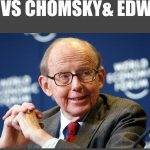 CRITICS OF SAMUEL HUNTINGTON ESSAY 'THE CLASH OF CIVILIZATION' BY EDWARD SAID AND NOAM CHOMSKY