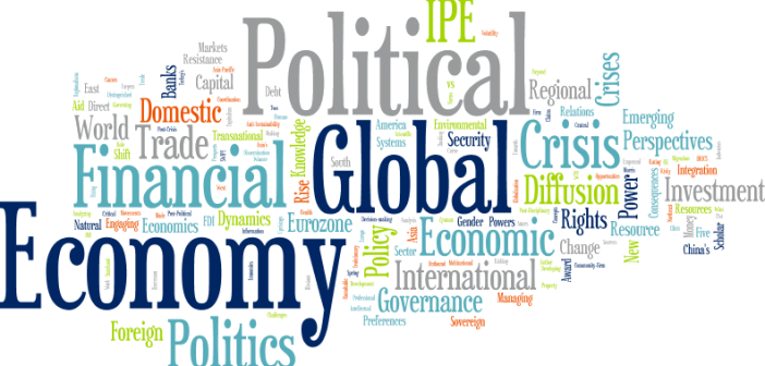THE CONNECTION BETWEEN ECONOMY AND POLITICS