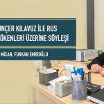 DOÇ. DR. İDİL TUNCER KILAVUZ İLE RUS MİLLİYETÇİLİĞİNİN KÖKENLERİ ÜZERİNE SÖYLEŞİ