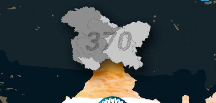 KEŞMİR'İN ÖZEL STATÜSÜ VE MADDE 370