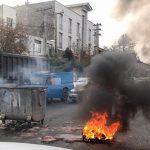 İRAN'DA GERÇEKLEŞEN PROTESTOLAR
