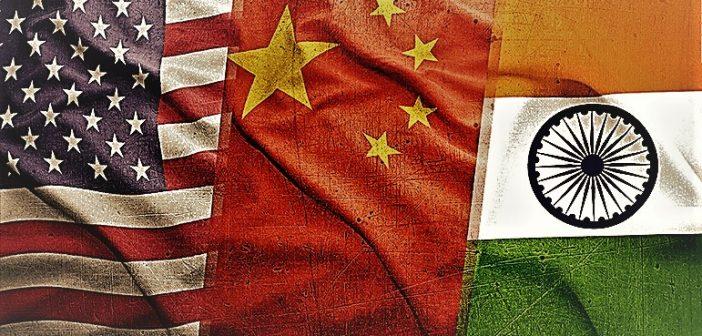 ASYA-PASİFİK GÜÇ MÜCADELESİNDE HİNDİSTAN'IN ROLÜ: ABD-Çin Jeopolitik Güç Sarmalı