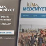 """Kış Dönemi Dosya Konusu: """"Göç ve Mültecilik"""""""