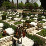 İSRAİL'DE YAHUDİ OLMAYANLARIN GÖMÜLMESİ MESELESİ