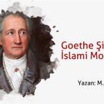 GOETHE ŞİİRİNDEKİ İSLAMİ MOTİFLER
